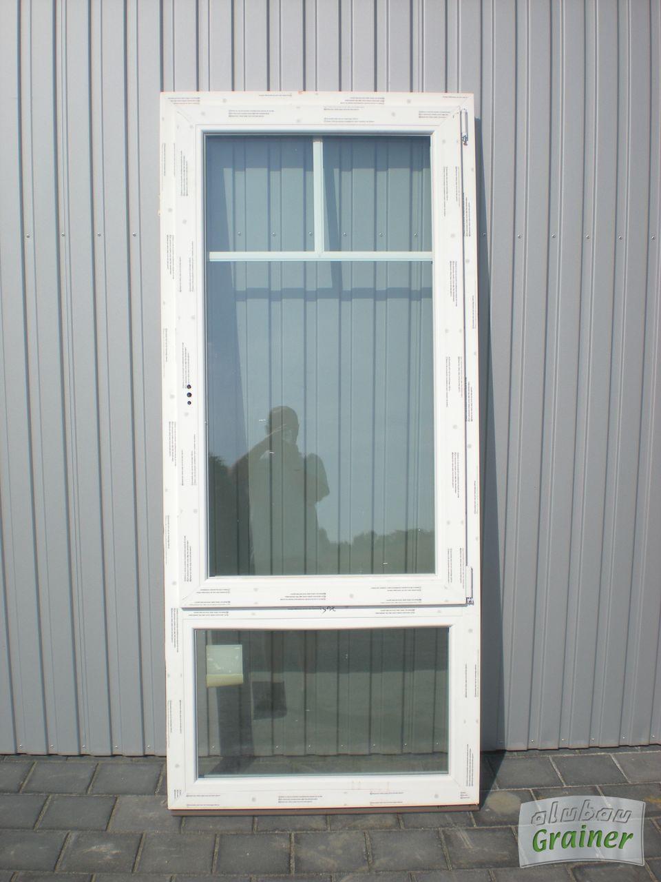 Alubau grainer balkone z une tore gel nder fenster for Fenster restposten